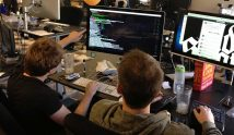 two young programmers