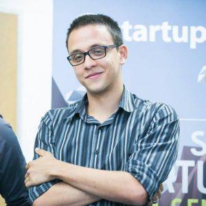 Software developer Ruhan Bidart
